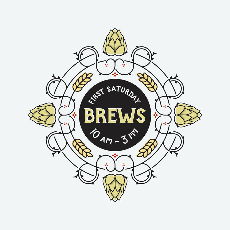 2018First Saturday Brews Insta