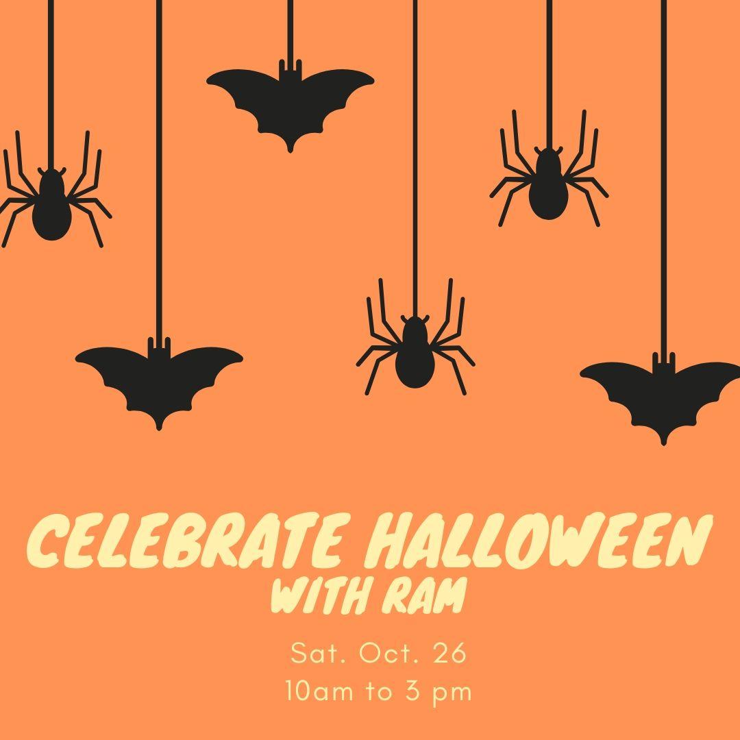 Copy of Celebrate Halloween