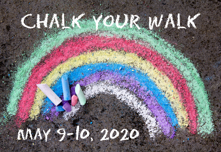 Chalk your walk web