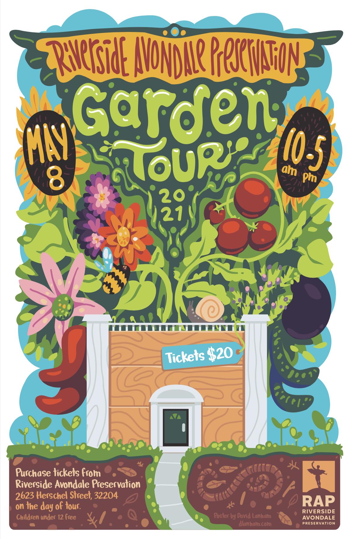 Garden Tour 2021 Final Poster